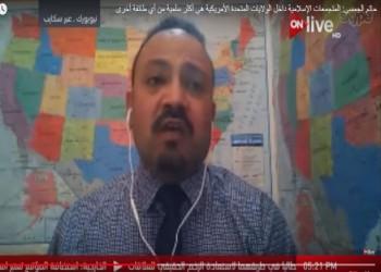 محلل سياسي بالفضائيات المصرية.. يصنع الشطائر في نيويورك