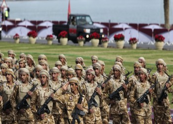 واشنطن: معدات عسكرية لقطر بـ197 مليون دولار