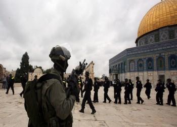 يهود يقتحمون الأقصى ويؤدون طقوسهم.. ونصرالله: عودوا لبلادكم