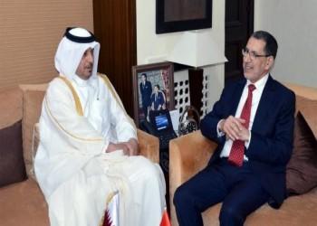 رئيس الوزراء القطري يترأس اجتماع اللجنة المشتركة مع المغرب