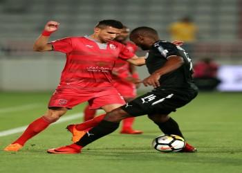 الدحيل يحقق فوزاً مثيراً على السد ويقترب من لقب الدوري القطري