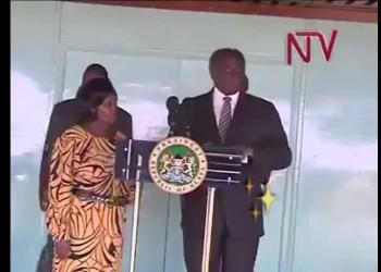 بضغوط من زوجته.. رئيس كينيا ينفي زواجه من أخرى