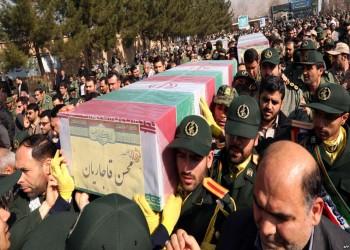 إيران.. 3 قتلى من الحرس الثوري باشتباكات مع مسلحين أكراد