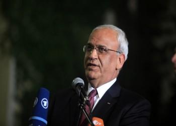 عريقات: أمريكا طالبت الأردن برفع يده عن الملف الفلسطيني