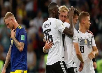 ألمانيا تعتذر للسويد بعد «احتفال مبالغ فيه» استفزها