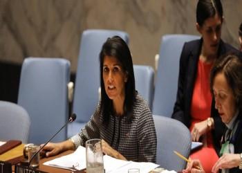 المندوبة الأمريكية بمجلس الأمن: لا يجب التسرع عسكريا إزاء سوريا