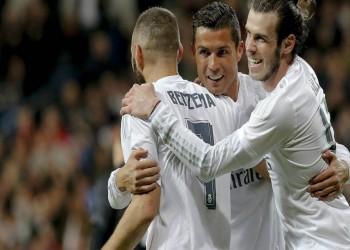 هل اقتربت نهاية أسطورة الـ«BBC» مع ريال مدريد؟