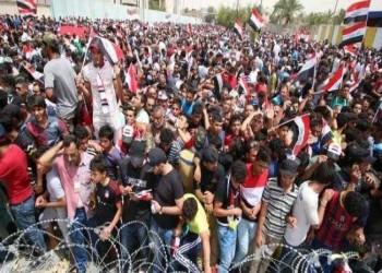 العراق.. محتجون يقتحمون «المنطقة الخضراء» ونيران الأمن تصيب عددا منهم