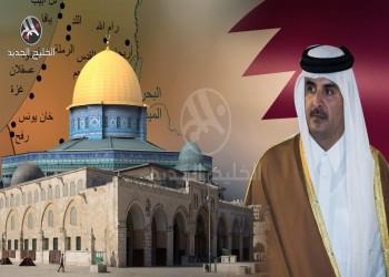 قطر وغزة والضفة الغربية والإرهاب