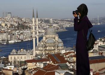 السعوديون يحتلون المرتبة الثانية كأكثر العرب زيارة لتركيا