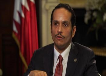 قطر: نجحنا في إدارة الأزمة الخليجية ولا نشعر بتأثير للحصار