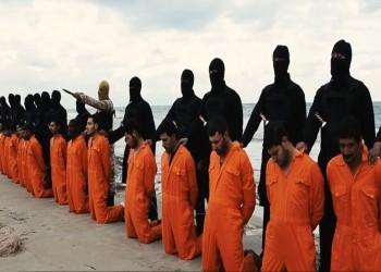 مسؤول مصري: نبحث إعادة رفات الأقباط المذبوحين في ليبيا