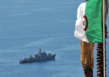 «طوفان 2018».. أكبر مناورة بحرية للجيش الجزائري منذ سنوات