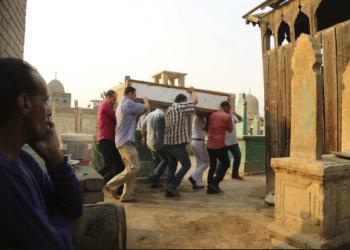 القبر في مصر بمليون جنيه
