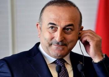 وزير الخارجية التركي يهاتف نظيريه الأمريكي والياباني
