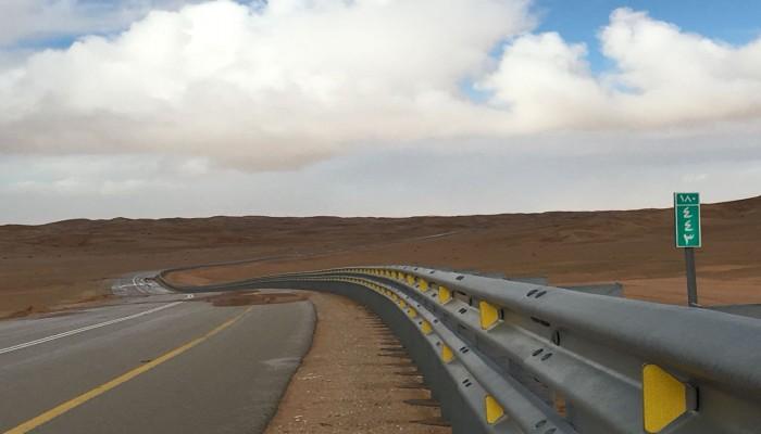افتتاح طريق الربع الخالي بين السعودية وعمان قريبا الخليج الجديد