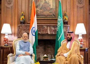 التوتر بين الهند وباكستان يؤثر على زيارة بن سلمان لنيودلهي