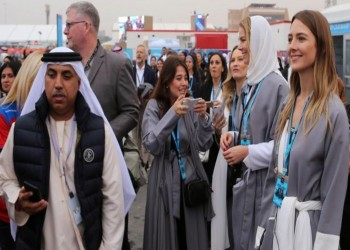 سياح غربيون: زيارة السعودية لا تعني تأييد حكومتها