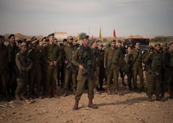 إسرائيل تدشن لواء جديدا على الحدود مع مصر