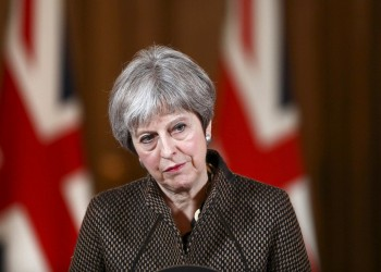 البرلمان البريطاني يستجوب «ماي» بسبب قصف سوريا