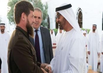 بن زايد وقديروف يبحثان تنفيذ مشاريع إماراتية في الشيشان