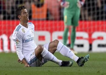هل يغيب «رونالدو» عن نهائي دوري أبطال أوروبا؟