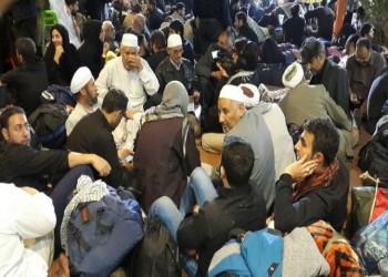 فيديو .. سنة إيران يصلون العيد بالمنازل بعد حرمانهم المساجد