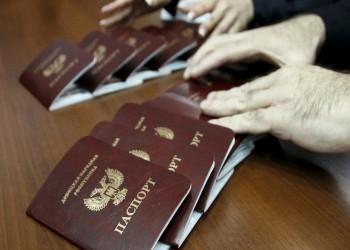 ألمانيا تستنكر اعتراف موسكو بجوازات السفر الصادرة عن انفصاليي أوكرانيا