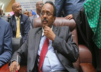92 نائبا صوماليا يقدمون مشروعا لعزل الرئيس فرماجو