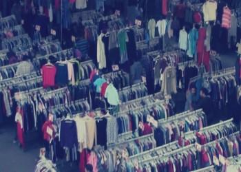«وكالة البلح» بمصر.. قبلة الفقراء وملاذ الأغنياء لشراء الملابس