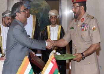 7 مذكرات تعاون بين عمان والهند.. أبرزها بمجال الدفاع