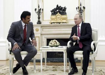 أمير قطر يتلقى دعوة من «بوتين» لزيارة روسيا
