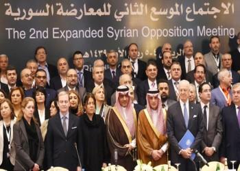 انحسار الدور الخليجي في سوريا