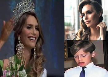 ملكة جمال الكون: أنا امرأة متحولة جنسيا ولدي حقوق