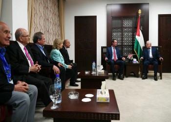 «عباس» يتعهد بعدم تعيين وزراء لـ«حماس» لا يعترفون بـ(إسرائيل)