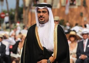 ملك البحرين يعين نجله «سلمان» نائبا لرئيس مجلس العائلة المالكة