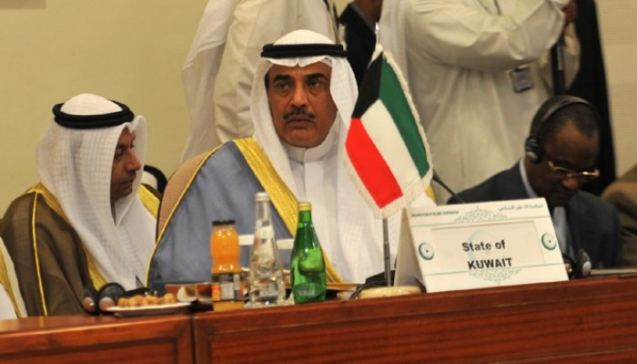 وزير الخارجية الكويتي يبحث مع «موغريني» المستجدات الإقليمية والدولية