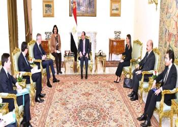 وزير فرنسي: وعدت السيسي ببحث تصنيع السيارات الكهربائية بمصر