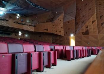 افتتاح أول سينما بالسعودية للجمهور الأسبوع المقبل