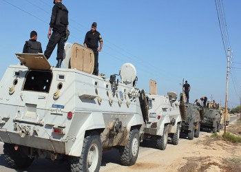 السلطات المصرية تعزز إجراءاتها الأمنية في شمال سيناء