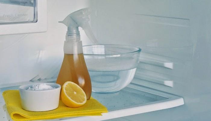5 خطوات بسيطة لتطهير ثلاجة الطعام من البكتيريا