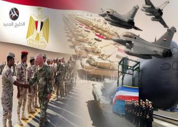 الجيش المصري 2017.. فاتورة تسليح باهظة وأكثر من 10 مناورات