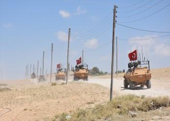 دوريات مشتركة للجيشين التركي والأمريكي في منبج السورية