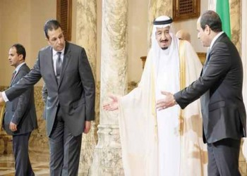 «نقزات» ثلاث على طريق التقارب المصري السعودي