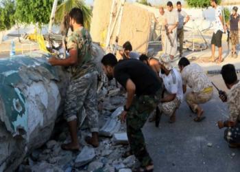 ليبيا.. فرار 400 معتقل من سجن قرب طرابلس
