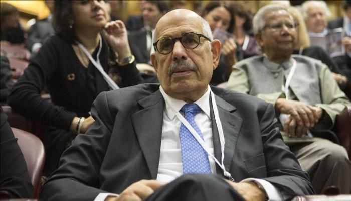 البرادعي يحذر مجددا من محاولات تعديل الدستور المصري