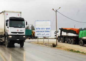 حماس تضبط أحذية عسكرية مزودة بشرائح تعقب قبل دخولها غزة