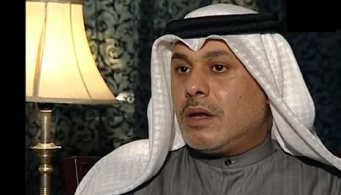الإمارات تمنع «ناصر بن غيث» من حضور جنازة والده