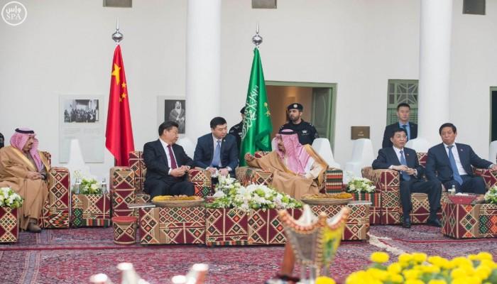 السعودية والصين تعلنان رسميا عن اتفاق شراكة استراتيجية