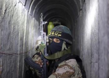 أنفاق الرعب في (إسرائيل)